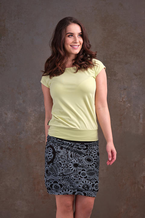 T-shirt Carri Light Limet