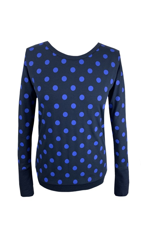 BOOm Blue/Royal Dots