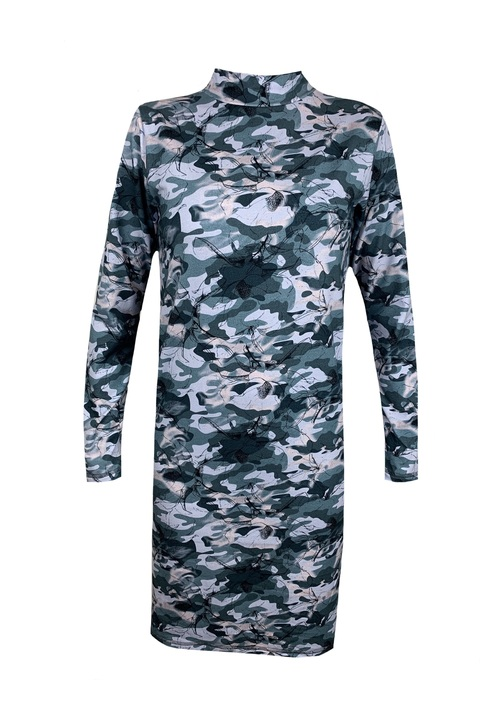 Dress Island Gray Army