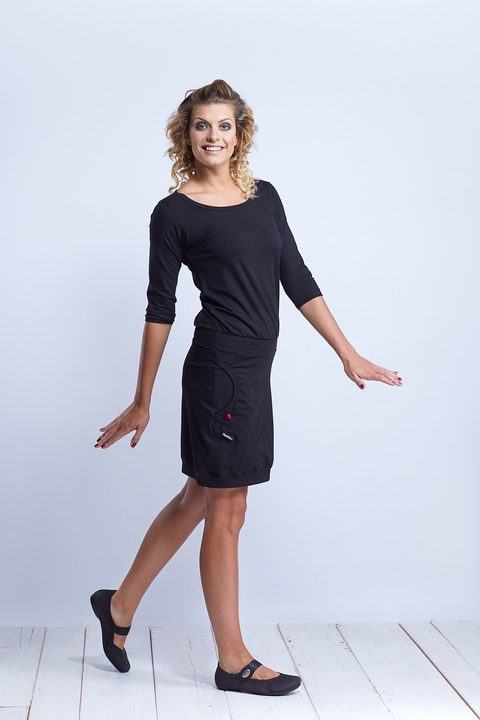 Dress Sleeve Black